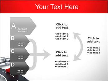 Long Road avec la voiture Modèles des présentations  PowerPoint - Diapositives 16
