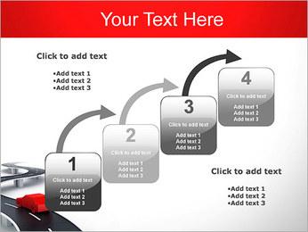Long Road avec la voiture Modèles des présentations  PowerPoint - Diapositives 20