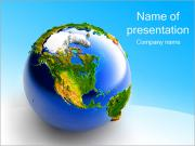 Earth Is Our Home PowerPoint Templates