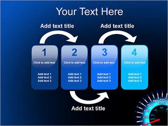 Compteur de vitesse automatique Modèles des présentations  PowerPoint - Diapositives 11