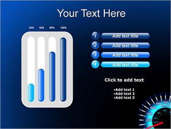 Compteur de vitesse automatique Modèles des présentations  PowerPoint - Diapositives 18