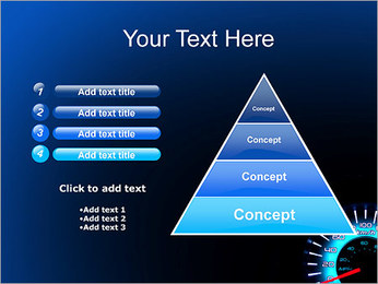 Compteur de vitesse automatique Modèles des présentations  PowerPoint - Diapositives 22