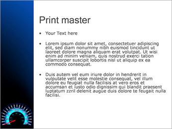 Compteur de vitesse automatique Modèles des présentations  PowerPoint - Diapositives 24