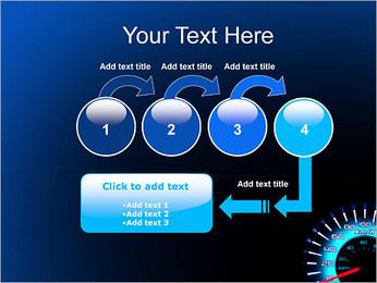 Compteur de vitesse automatique Modèles des présentations  PowerPoint - Diapositives 4
