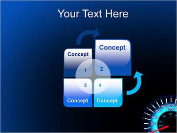 Compteur de vitesse automatique Modèles des présentations  PowerPoint - Diapositives 5