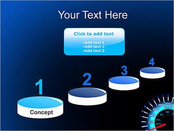 Compteur de vitesse automatique Modèles des présentations  PowerPoint - Diapositives 7