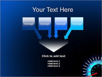 Compteur de vitesse automatique Modèles des présentations  PowerPoint - Diapositives 8
