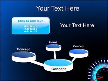 Compteur de vitesse automatique Modèles des présentations  PowerPoint - Diapositives 9