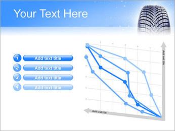 Hiver de pneu de voiture Modèles des présentations  PowerPoint - Diapositives 13