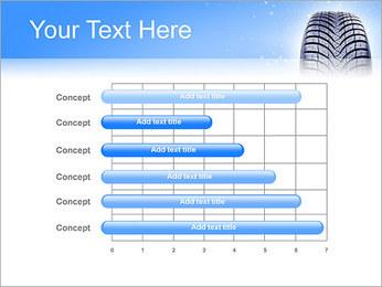 Hiver de pneu de voiture Modèles des présentations  PowerPoint - Diapositives 17