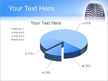 Hiver de pneu de voiture Modèles des présentations  PowerPoint - Diapositives 19