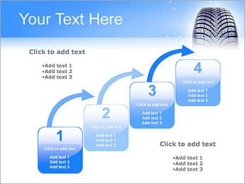 Hiver de pneu de voiture Modèles des présentations  PowerPoint - Diapositives 20