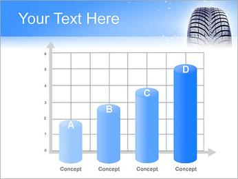 Hiver de pneu de voiture Modèles des présentations  PowerPoint - Diapositives 21