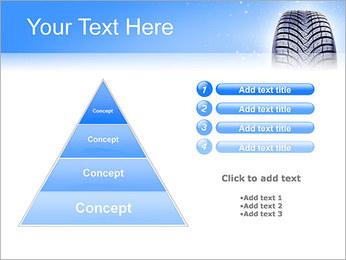Hiver de pneu de voiture Modèles des présentations  PowerPoint - Diapositives 22