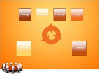 Ilustración De Conferencia Plantillas de Presentaciones PowerPoint - Diapositiva 10