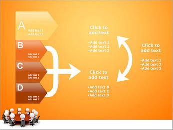 Ilustración De Conferencia Plantillas de Presentaciones PowerPoint - Diapositiva 16