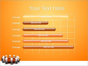 Ilustración De Conferencia Plantillas de Presentaciones PowerPoint - Diapositiva 17