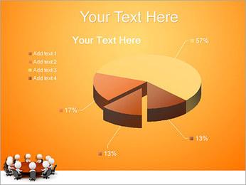 Ilustración De Conferencia Plantillas de Presentaciones PowerPoint - Diapositiva 19