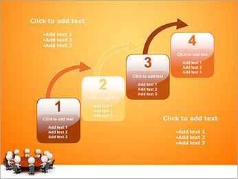 Ilustración De Conferencia Plantillas de Presentaciones PowerPoint - Diapositiva 20