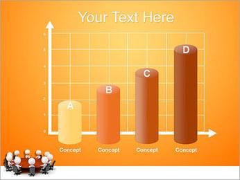 Ilustración De Conferencia Plantillas de Presentaciones PowerPoint - Diapositiva 21
