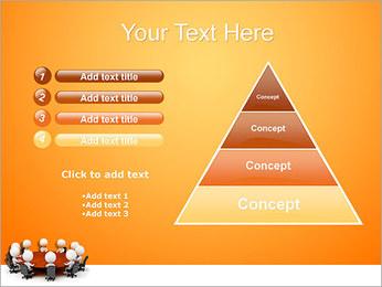 Ilustración De Conferencia Plantillas de Presentaciones PowerPoint - Diapositiva 22