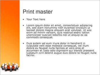 Ilustración De Conferencia Plantillas de Presentaciones PowerPoint - Diapositiva 24