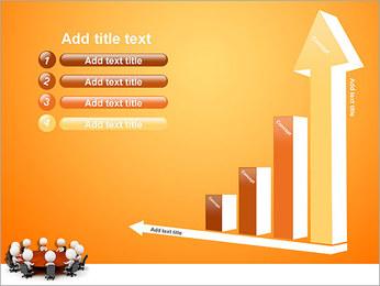 Ilustración De Conferencia Plantillas de Presentaciones PowerPoint - Diapositiva 6