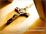 Jesus Cross PowerPoint Templates