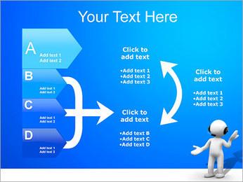 Hombre HelpDesk Plantillas de Presentaciones PowerPoint - Diapositiva 16