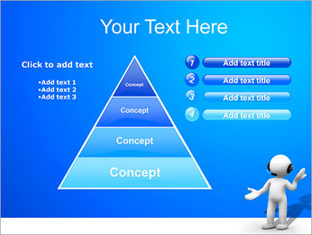 Hombre HelpDesk Plantillas de Presentaciones PowerPoint - Diapositiva 22