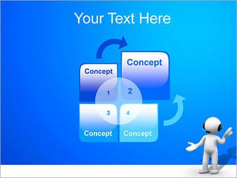 Hombre HelpDesk Plantillas de Presentaciones PowerPoint - Diapositiva 5