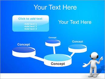 Hombre HelpDesk Plantillas de Presentaciones PowerPoint - Diapositiva 9