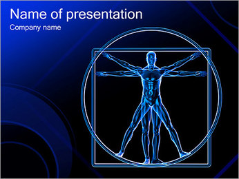 Medicine Symbol PowerPoint Template