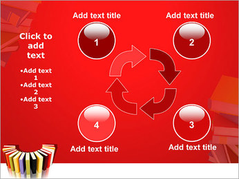 Book Store PowerPoint Template - Slide 14