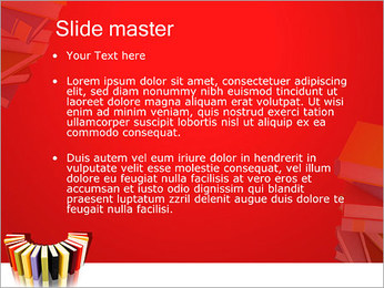Book Store PowerPoint Template - Slide 2