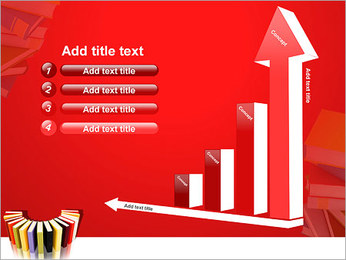 Book Store PowerPoint Template - Slide 6