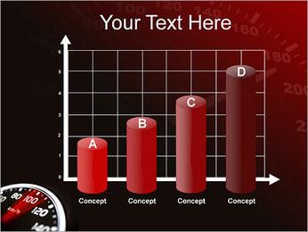 Compteur de vitesse dans la voiture Modèles des présentations  PowerPoint - Diapositives 21