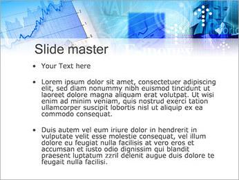 Финансовый отчет Шаблоны презентаций PowerPoint