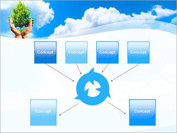 Sauvegarder Forêt Promo Modèles des présentations  PowerPoint - Diapositives 10