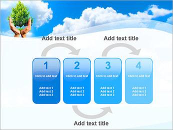 Sauvegarder Forêt Promo Modèles des présentations  PowerPoint - Diapositives 11
