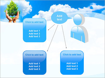 Sauvegarder Forêt Promo Modèles des présentations  PowerPoint - Diapositives 12