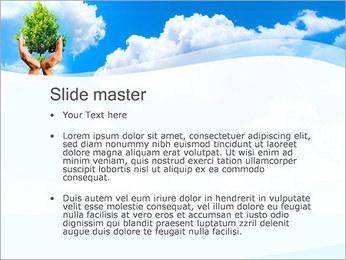 Sauvegarder Forêt Promo Modèles des présentations  PowerPoint - Diapositives 2