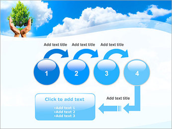 Sauvegarder Forêt Promo Modèles des présentations  PowerPoint - Diapositives 4