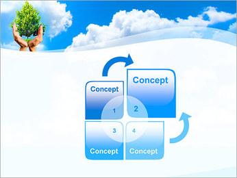 Sauvegarder Forêt Promo Modèles des présentations  PowerPoint - Diapositives 5