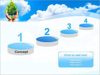 Sauvegarder Forêt Promo Modèles des présentations  PowerPoint - Diapositives 7