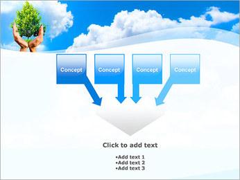 Sauvegarder Forêt Promo Modèles des présentations  PowerPoint - Diapositives 8