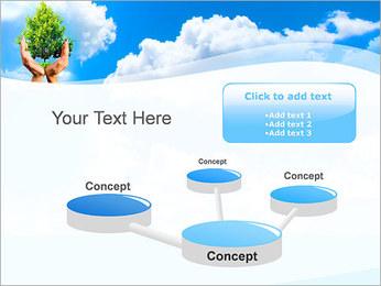 Sauvegarder Forêt Promo Modèles des présentations  PowerPoint - Diapositives 9