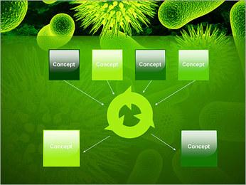 Médicaux Microorganismes Modèles des présentations  PowerPoint - Diapositives 10