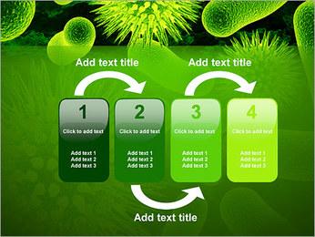 Médicaux Microorganismes Modèles des présentations  PowerPoint - Diapositives 11