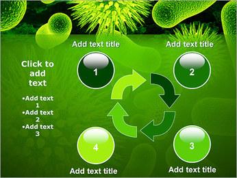 Médicaux Microorganismes Modèles des présentations  PowerPoint - Diapositives 14